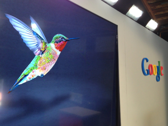 google-hummingbird-main